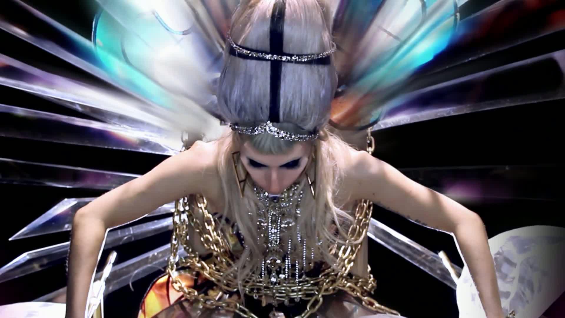 Lady gaga видеоклип vob