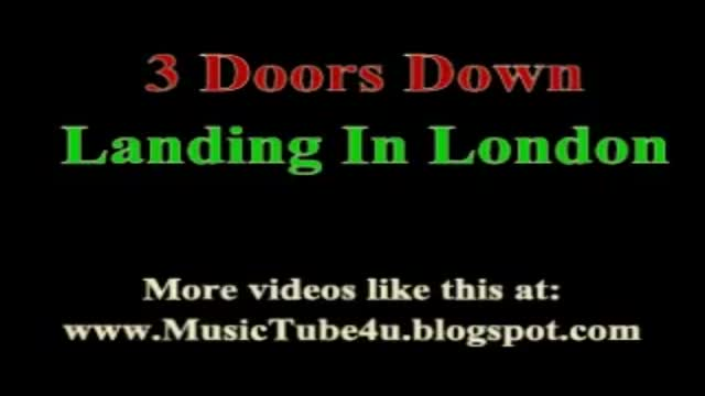 Scraap #3 doors down title here without each dainos three doors tv series performer title here albums by b bend r