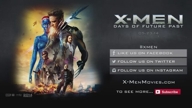 X-Men Days of Future Past Full Movie Download Free