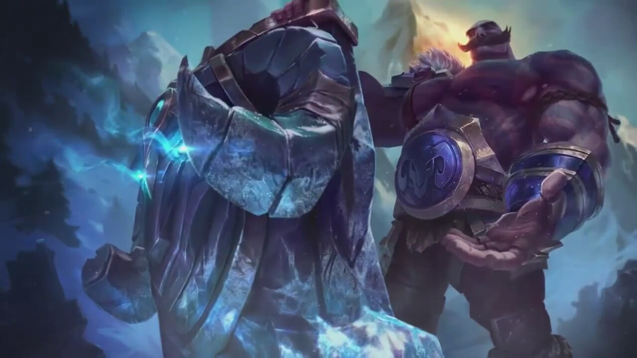 League Of Legends - Braum Giris Ekran? Izlesene.com
