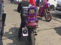 Motosikletleri Karşılıklı Konuşturmak