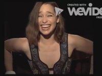 Küçük Emrah Kaşlı Emilia Clarke