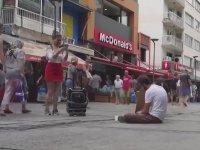 İzmir'de Alkol İçin ve Açlık İçin Dilenme Arasındaki Fark