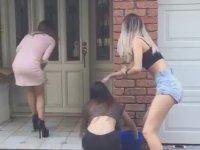 Birbirlerine Acımasızca Şaka Yapan Kızlar