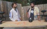 Paintball Toplarının Ağır Çekimde Çarpışması