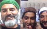 Yaşar Alptekin'in Medine'deki Sofi Yayını