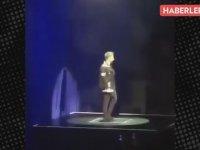 Tarkan'ın Harbiye Konserinde Büyük Talihsizlik