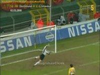 Gheorghe Hagi vs. Borussia Dortmund (02.03.2000)