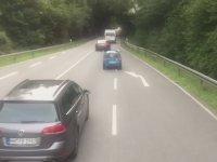 Üç Tekerlekli Arabanın Gurbetçi TIR Şoförünü Çıldırtması