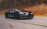0'dan 400 km/h  32.6 Saniye  Bugatti Chiron