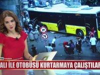Halı ile Otobüs Kurtarmak - İstanbul
