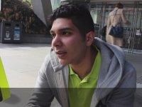 Kanada'da Nusret'i Sormak