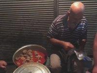 Adana'da Gece Yarısı Şırdan Tezgahları