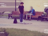 Rusya'da Toplum İçinde Namaz Kılmak - Sosyal Deney