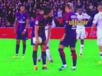 Neymar'la Cavani'nin Arasının Bozulması