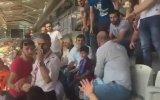 Trabzonsporlu Minik Taraftarın Üstünden Formasının Çıkartılması