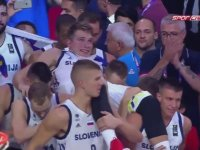 Eurobasket Madalya Töreninde Luka Doncic Sürprizi!