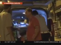 Polislerin Alkollü Sürücü İle İmtihanı