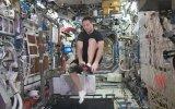 Uzayda Nasıl Egzersiz Yapılır