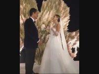 Kendi Düğününden Sıkılan Acun