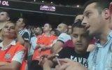 Görme Engelli Çocuğun Stadda Beşiktaş Maçını İzlemesi