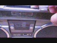 Radyolu Kasetçalar Sharp GF-9191 - Geri Sardır İleri Sardırrr