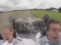 Arabanın İçine Su Doldurup Sürmek