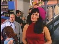 Fosforlu Cevriyem (1969) - Taverna Sahnesi
