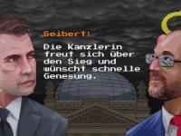 Bundesfighter 2 Turbo - Alman genel seçimleri Oyunu