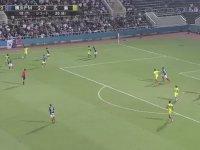 Hugo Vieira'nın Yanlışlıkla Gol Atması