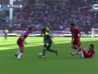 Steven Bergwijn'ın Maradona Tarzı Golü