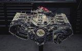 Parçalarına Ayrılan Porsche 911 Motoru