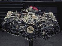 Parçalarına Ayrılan Porsche 911 Motoru!