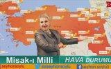 Misakı Milli Hava Durumu Sunumu  Osmanlı TV