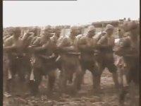 Enver Paşa'nın Askeri Kıtayı Teftişi