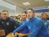 Kurada Real Madrid Çıkınca Çıldıran Fuenlabrada'lı Oyuncular