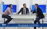 Kosova'da İki Milletvekilinin Canlı Yayında Yumruklaşması