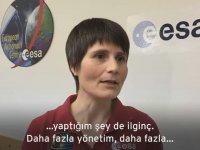 Uzaya Dair Merak Edilenleri Anlatan Astronot