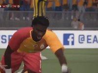 FIFA 18 - Bafetimbi Gomis Gol Sevinci