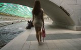 Cheonggyecheon'dan Insadong'a Yürümek  Güney Kore