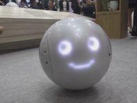 Japonya'da Tanıtılan Çocuk Bakıcısı Robot