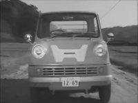 Honda'nın 1963 Yılı Üretimi İlk 4 Tekerlekli Aracı