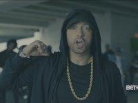 Eminem'in Doğaçlama RAP Performansıyla Trump'a Saydırması
