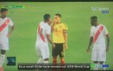 Kolombiya  Peru Maçında Göstere Göstere Şike Yapılması