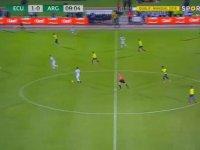 Messi Gollerinde Dario Aimar'ın Normal Olmayan Hareketleri