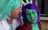 Rick and Morty'nin Porno Parodisi Dick and Morty