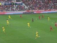 Benjamin Jeannot'tın PSG Ağlarına Fantastik Gol Atması