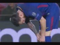 Lionel Messi'nin Glukoz Kullanması