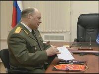 Putin'in Tümgeneralin Verdiği Kağıdı Yırtması