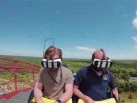 Sanal Gerçeklik Gözlüğü ile Roller Coaster Eğlencesi